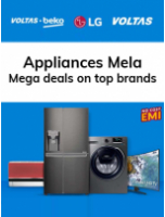 Large Appliances Sale
