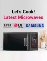 Choose From Latest Microwaves
