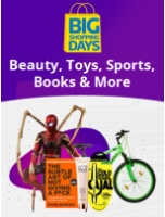 Big Shopping Days: Beauty, Sports, Toys & more