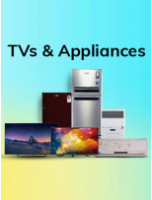TVs & Appliances : Up to 45% off