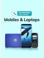Refurbished Market: Mobiles & Laptops
