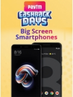 Cashback Days 12-16 Dec : Best Selling Smartphones