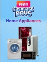 Cashback Days 12-16 Dec : Home Appliances
