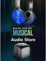 Making Each Day Musical : Audio Store
