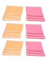 Reusable Mesh Fridge Storage Bags for Fruits and Vegetables Set of 18
