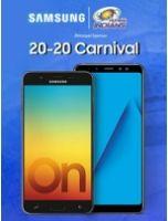 Samsung Mobiles: 20 - 20 Carnival