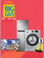 Big Shopping Days: TVs & Appliances