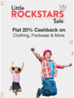 Little Rockstars Sale
