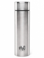 Cello H2O Stainless Steel Water Bottle, 1 Litre, Silver