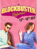 Blockbuster Sale: 50-80% Off on Fashion Products