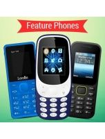 Upto 65% Off on Feature Phones