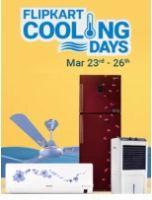 Flipkart Cooling Days