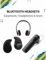 Bluetooth Headset and Headphone