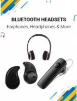 Bluetooth Headset and Headphone