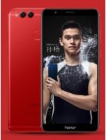 New Launch - Honor 7x Red Limited Edition