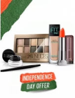 Independence Day Offers Maybelline New York