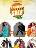 Jabong Fashion Freedom Sale