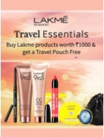 Up to 30% Off On Lakme Face Makeup