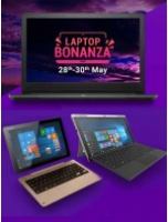 Laptop Bonanza - 28th May to 30th May
