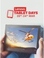 Lenovo Tablet Days