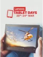 Lenovo Tablet Days
