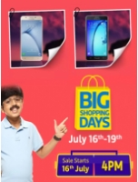 Big Shopping Days Mobile Offers