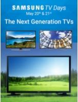 Samsung TV Days