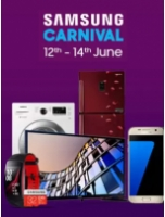 Samsung Carnival 12th -14th June