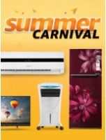 SUMMER CARNIVAL: TVs ACs & more