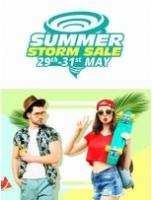 Summer Storm Sale
