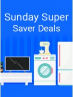 Super Saver Deals on TVs and Appliances