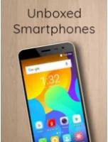 Unboxed Smartphones