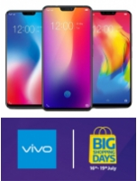 Vivo Big Shopping Days Store