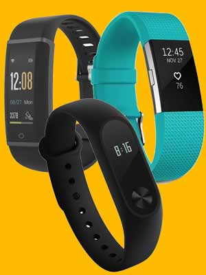 Up to 40% off: Activity trackers
